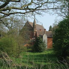 View of Temple Balsall